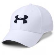 Under Armour Blitzing 3.0 Cap - cappellino fitness - White