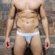 McKillop Xtreme Sphere Brief Underwear Light Grey XBSP-LG2