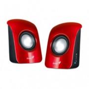 Genius Zvučnici SP-U115 USB Red