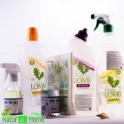 PACHET NOU Detergent ECOLOGIC pentru baie și CADOU lavetă bio