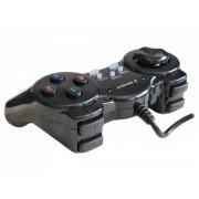 MP-GAME-L Gembird, Gejmerska podloga za misa od prirodne gume, 400x450mm, 3mm LARGE