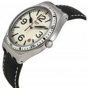 Reloj Swatch YWS403C-Plateado Con Negr.