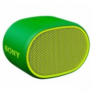 Тонколони Sony SRS-XB01 Portable Wireless Speaker with Bluetooth, green, SRSXB01G.CE7