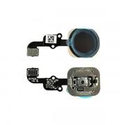 Cabo flex de Botão de Início para iPhone 6S / 6S Plus - Preto
