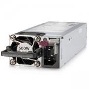 Захранване за сървър, HPE 500W Flex Slot Platinum Hot Plug Low Halogen Power Supply Kit, 865408-B21