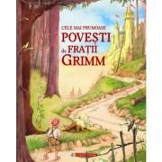 CELE MAI FRUMOASE POVESTI DE FRATII GRIMM - CORINT (JUN1037)