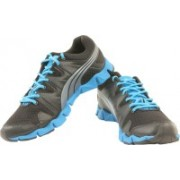 Puma Shintai Runner Ind Running Shoes For Men(Black, Blue)