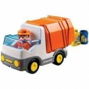 Joc pentru copii -Playmobil Camion Deseuri 1.2.3.