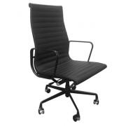 KH Fotel biurowy CH inspirowany Proj. EA119 ALL BLACK