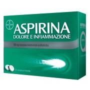> Aspirina Dolore Infiammazione 20 Compresse 500 mg