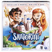 Spin Master Games Santorini Strategy-Based Board Game