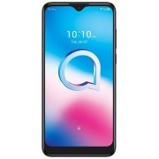 "Telefon Mobil Alcatel 3L (2020), Procesor Mediatek MT6762 Helio P22 Octa-core 2.0 GHz, IPS LCD Capacitive touchscreen 6.22"", 4GB RAM, 64GB Flash, Camera Tripla 48+5+2MP, Wi-Fi, 4G, Dual Sim, Android (Negru) + Cartela SIM Orange PrePay, 6 euro credit, 6 GB"