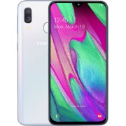 Samsung Galaxy A40 - 64GB - Wit