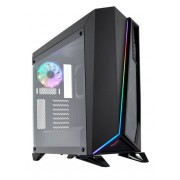Carcasa Corsair Carbide SPEC-OMEGA, Mid Tower, Iluminare RGB (Negru)