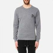 Diesel Men's Willy Sweatshirt - Grey - XL