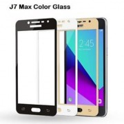 FULL CURVED 3D TEMPERED GLASS FOR SAMSUNG GALAXY J7 MAX - GOLDEN
