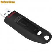 Sandisk 256GB Cruzer Ultra (SDCZ48-256G-U46) USB3.0 fekete Pendrive (5 év garancia)