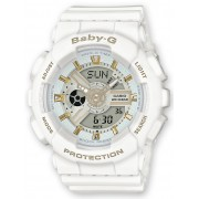 Ceas de dama Casio BA-110GA-7A1ER Baby-G 43mm 10ATM