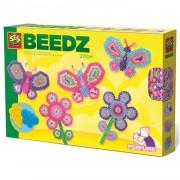 SES Beedz strijkkralen vlindertuin