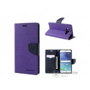 Husa piele Mercurycase Fancy Diary pentru Samsung Galaxy J5 (2016) (SM-J510), mov