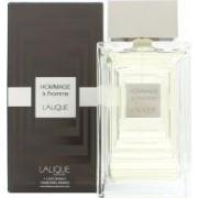 Lalique Hommage a L'Homme Eau de Toilette 50ml Vaporizador