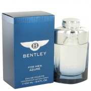 Bentley Azure Eau De Toilette Spray By Bentley 3.4 oz Eau De Toilette Spray