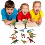ER Dinosaurio Luminoso Modelo Animal De Luz De Juguete Figura Dinosaurio Juguetes Para Niños - Multicolor