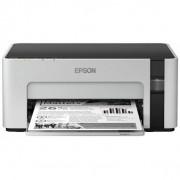 Epson Et-M1120 Ecotank Stampante Inkjet Usb Wi-Fi Colore Bianco, Nero