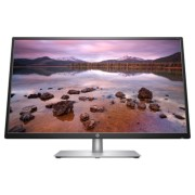 """HP Monitor 32s IPS LED Backlit 31.5"""" Silver Black2Y (2UD96AA)"""