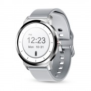 LEMFO H6 Pro Touch Screen Health Monitoring Multi-function Bluetooth Smart Watch - Silver