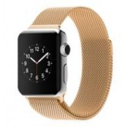 Apple Milanees Apple watch 38mm / 40mm bandje RVS - Goud