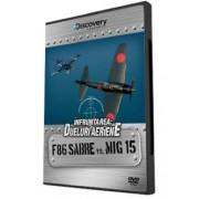 F-86 Sabre vs. MIG-15 Infruntarea. Dueluri aeriene