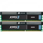 Memorie Corsair XMS3 16GB (2x8GB) DDR3, 1600MHz, PC3-12800, CL11, Dual Channel Kit, CMX16GX3M2A1600C11
