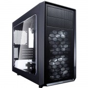 Carcasa Fractal Design Focus Mini G Black Window Black