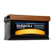 Duracell Prémium 12V 80Ah 700A JOBB+ autó akkumulátor