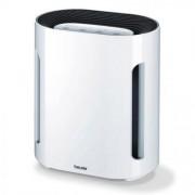 Purificator de aer Beurer LR200, filtrare in 3 straturi, 60 W, alb