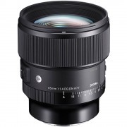 Sigma 85mm Obiectiv Foto Mirrorless F1.4 DG DN Mark II Art Montura Sony FE