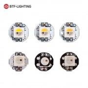 WS2812B LED Board Heatsink LED chips 5~1000pcs With Black/White PCB (10mm*3mm) WS2811 IC Built-in 5050 SMD RGB SK6812RGBW DC5V