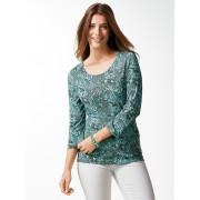 Walbusch Paisley-Shirt