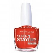 Maybelline 884 Non Stop Orange - Vernis À Ongles Strong & Pro / Superstay Gemey Maybelline