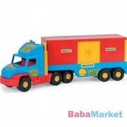 Wader Szuper kamion konténerrel 80cm (36510)