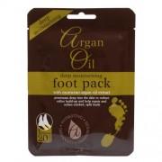 Xpel Argan Oil Deep Moisturising Foot Pack 1 ks hydratačná maska na nohy pre ženy