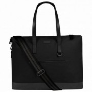 Hunter Canvas Moustache Weekend Damen Tasche UBS7009CPN-BLK