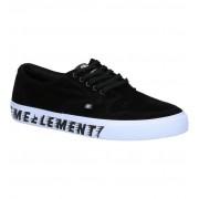 Element Topaz C3 Zwarte Skateschoenen