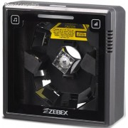 Zebex Z-6182 Compact Omnidirectional Dual Laser Scanner USB