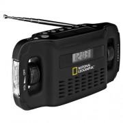 Radio Solar Cu Incarcator