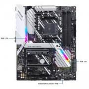 Дънна платка ASUS Prime X470-Pro socket AM4, 4xDDR4, Aura Sync, ASUS-MB-X470-PRIME-PRO