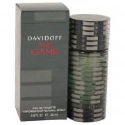The Game by Davidoff Eau De Toilette Spray 2 oz