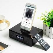 Radio alarm D9, hotelski BT zvučnik, punjač