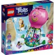 LEGO Trolls Aventura lui Poppy cu balonul cu aer cald No. 41252